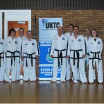 Taekwon-Do Class Photo