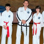 Taekwon-Do - Red Belts