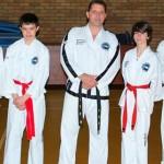 Taekwon-Do - Red Belts