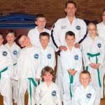 Taekwon-Do Class - Green Belts